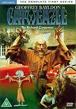 "The ""Catweazle - The Complete First Series"" DVD, from Network"