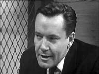 "Charles Tingwell as Venner in a 1963 episode of ""The Avengers"" titled ""The Nutshell""."