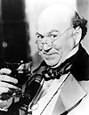 "James Hayter as Samuel Pickwick in the 1952 adaptation of ""The Pickwick Papers""."