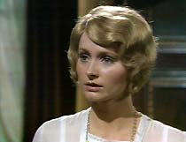 The Colonel's daughter, Janet Druce (Mel Martin).