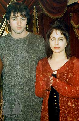 Gary Bakewell and Laura Fraser. Did I mention how gorgeous she was?
