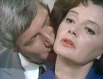 Denis Mortimer (Philip Brack) seduces his estranged wife Helen (Pauline Delaney)