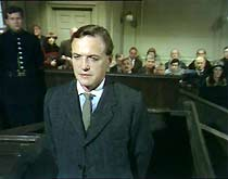 In the dock: John Ford (James Bolam) on trial.