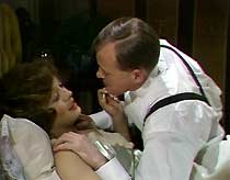 Tarzan and Jane: Jane Cromer (Lesley-Anne Down) seduces Jack Ford (James Bolam).