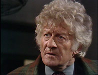 The Doctor (Jon Pertwee)