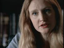 Ted Hoffman's wife, Annie (Patricia Clarkson).