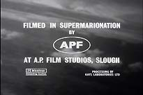 """Supercar"" end credits card."