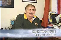 Hugh Woodhouse - Co-creator and writer!