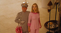 Parker (Ron Cook) and Lady Penelope (Sophia Myles)