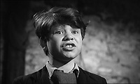 A young Roy Holder as Jackie.